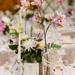 candle-flowers-lanterns-origami-napkins-decoration-prop