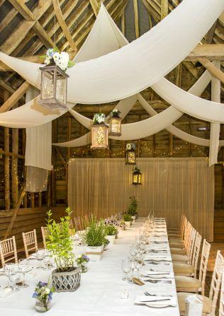 verdigris-rustic-barn-wedding_white_chiffon_fabric_drapes