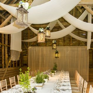 verdigris-rustic-barn-wedding_white_chiffon_fabric_drapes
